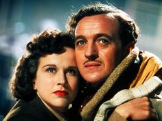 A Matter of Life and Death (1946). Directed by Michael Powell and Emeric Pressburger and starring David Niven and Kim Hunter.