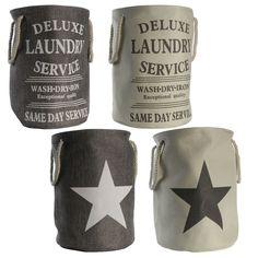 Wäschesack Wäschebox Wäschesammler Wäschekorb Wäschenetz Wäsche Korb Sack Sterne…