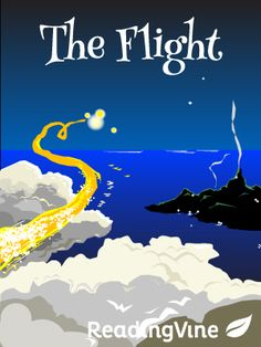 "The Flight - Chapter 4 Passage: This passage from J.M. Barrie's ""Peter Pan"" describes the Darling children's flying journey to Neverland with Peter. Students will read the passage and answer comprehension questions."