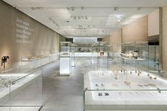 New museum building for archeological department of Eggenberg castle | Culture | Projects | BWM Architekten