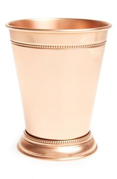 10 Strawberry Street 'Mint Julep' Copper Cup available at #Nordstrom