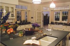 """Diane Keaton's beach house from """"Something's Gotta Give"""""""