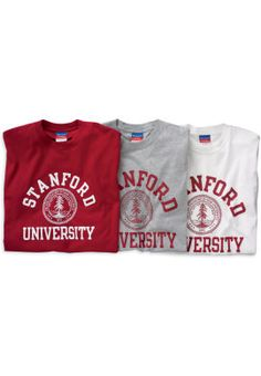 Product: 1206A Stanford Seal T-Shirt