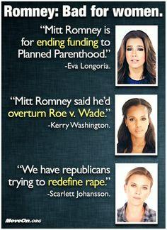 True story!!!! Vote Obama!!!!!