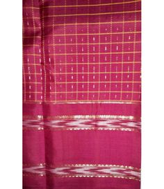 Maroon Molakalmuru Handloom Pure Silk Saree -------------The most sexy yet most graceful outfit in the world indeed Saree. Drape it in the way u want, they always makes u look beautiful. Looks extremely sophisticated, charming, and elegant. A big fan of sarees, always find a reason to drape one.-------Sarees from luxurionworld.com