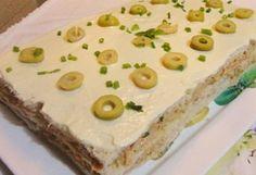 Sanduíche de Atum em camadas :: Le Chef - Cozinha Elegante