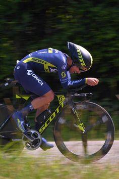 69th Criterium du Dauphine 2017 / Stage 4  Johan Esteban CHAVES / La TourduPin BourgoinJallieu / Individual Time Trial / ITT /