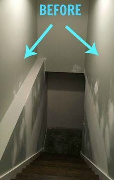 According to this homeowner this is the best way to fill up some blank space