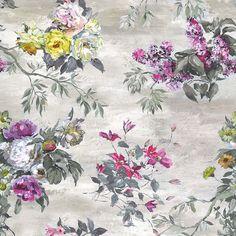 Caprifoglio - Panel by Designers Guild - Ecru - Mural : Wallpaper Direct Designers Guild Wallpaper, Designer Wallpaper, Flower Pattern Design, Flower Patterns, Pattern Designs, Honeysuckle Flower, Paint Effects, Textiles, Wallpaper Samples