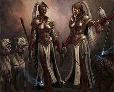 Sisters of silence: Warhammer 40k Memes, Warhammer 40000, Sisters Of Silence, Legio Custodes, Character Art, Character Design, Female Armor, Space Wolves, Fantasy Armor