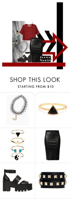"""""""90's Grunge"""" by vj1234 on Polyvore featuring Monsoon, Helmut Lang, Windsor Smith and Valentino"""