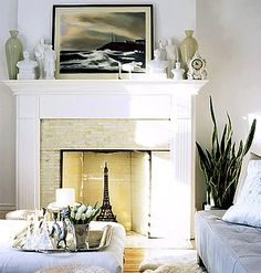 how to close up an unused fireplace