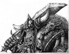 Orc-Warhammer by Wiggers123 on deviantART