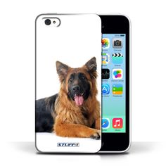 Designer Mobile Phone Case / Dog Breeds Collection / German Shepherd #designer #case #cover #iphone #smartphone #dog #animal #alsatian