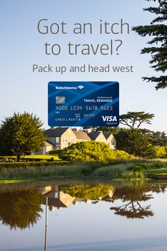 Book your west coast adventure with the Travel Rewards credit card: any airline, any hotel, anytime. No blackout dates. Plus, you can earn 1.5 points for every $1 spent on purchases. Learn more.