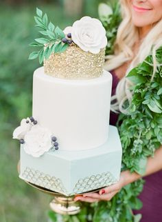 Start scrolling to see these delicious wedding cake inspiration almost too pretty to eat… Wedding Cake Gallery from: Little Boutique Bakery; Click the image to enlarge. Wedding Cake Gallery from: Cake Studio; Click the image to enlarge. Wedding Cake Gallery from: Jenna Rae Cakes; Click the image to enlarge.   Photo: Jonathan Ivy Photography Via Pinterest.com Photo: Jag Studios Photos […]