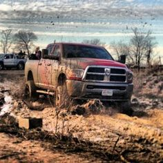 Dodge Ram/ *note, a must do with my boyfriend in the future*
