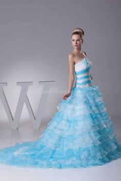 blue bridesmaids dresses something