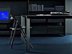 MAC Mesa rectangular by Desalto diseño Pierluigi Cerri