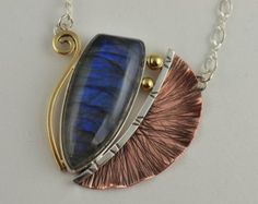 Popular items for metalsmith jewelry on Etsy