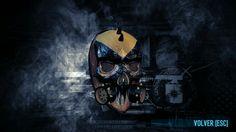 Diseño de máscara