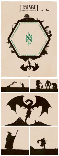 The Hobbit by Matt Ferguson: