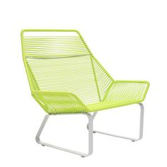 Lounge Chair Lime Light Gray now featured on Fab.