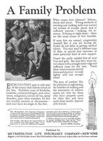 Met Life NY 1926 Ad Picture