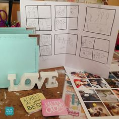 Inspiración con Laura: Un Mini para instagram by LadyLau!