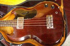 GIBSON SG BASS - BJ 1966 - VINTAGE in Kr. Passau - Passau | Musikinstrumente und Zubehör gebraucht kaufen | eBay Kleinanzeigen