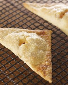 Fruit-Filled Hand Pies Recipe & Video | Martha Stewart