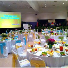Visit Central Florida's annual Tourism Week Luncheon at The Lakeland Center in Lakeland, Polk County, Florida.
