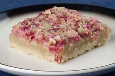 Jan Coulson's Rhubarb Torte | Lucky Peach