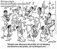 mergers and acquisitions research papers