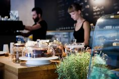 Berlin: Aunt Benny Kinfolk restaurants, coffee shop, stores, shops