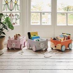 Organizadores de Brinquedos: 50 Ideias para Colocar Em Prática na Sua Casa!