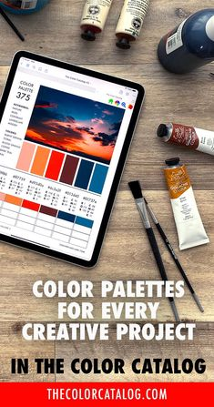 All The Colors, Vibrant Colors, Color Combos, Color Schemes, Gouache Color, Graphic Design Tips, World Of Color, Color Inspiration, Painting & Drawing