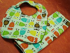 Since we're shining the light on Brandice Labadie this week, she has graciously offered up this cute bib & burp cloth set for our art goody giveaway!  Ends Sunday, October 14, 2012. Visit the blog to enter!