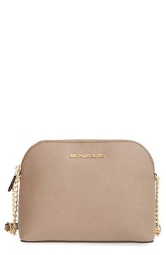 72c9f93eb4a4 MICHAEL Michael Kors 'Large Cindy' Dome Crossbody Bag Michael Kors Purse  Crossbody, Mk