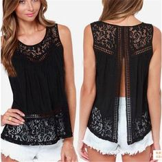 2016 Limited None Regular Solid Silk Polyester Sport Fitness Fashion Womens Summer Vest Top Sleeveless Blouse Tank Tops T Shirt♦️ B E S T Online Marketplace - SaleVenue ♦️👉🏿 http://www.salevenue.co.uk/products/2016-limited-none-regular-solid-silk-polyester-sport-fitness-fashion-womens-summer-vest-top-sleeveless-blouse-tank-tops-t-shirt/ US $7.50