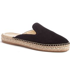Get the best of both worlds with this one right here!      Main Image - Prada Espadrille Loafer Mule (Women)