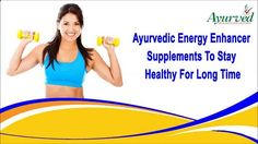You can find more about ayurvedic energy enhancer supplements at www.ayurvedresear... Dear friend, in this video we are going to discuss about the ayurvedic energy enhancer supplements. Super Health capsules are the most effective ayurvedic energy enhancer supplements. If you liked this video, then please subscribe to our YouTube Channel to get updates of other useful health video tutorials.