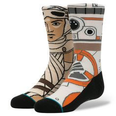 e9c0ffafc2 Star Wars Resistance Socks from Stance