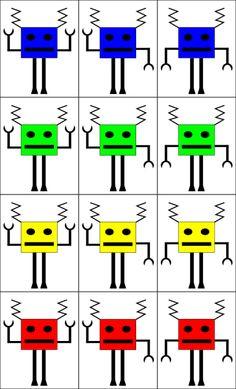 Les Jeux des Robots Introduction Cet article fait suite à celui publié dans le magazine Graine d'Orthophoniste publié par la Fédération Nationale des Etudiants en Orthophonie (FNEO). Comme no… Letter R Activities, Preschool, Coding, Chart, Lettering, Cycle 1, Child Care, Ainsi, Maths