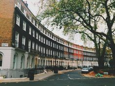 One day, we took an early morning stroll through Russel Square #london #england | labougeotteici | VSCO Grid