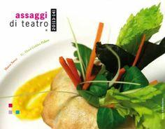 """Assaggi di Teatro con Marco Sacco per """"Mandragola"""" di Machiavelli: Cuscinetto di misticanze #herbs #erbe #salad #chef #food #italy #italiancuisine #assaggiditeatro #romagourmet"""