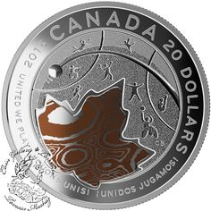Coin Gallery London Store - Canada: 2015 $20 Toronto 2015 Pan Am Games - United We Play Silver Coin, $139.95 (http://www.coingallerylondon.com/canada-2015-20-toronto-2015-pan-am-games-united-we-play-silver-coin/)