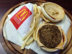 Meal from McDonald's, two years later ! | Good Morning Center   http://rizzi.myshaklee.com
