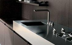 Modus kitchen sink by Binova