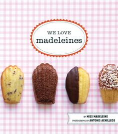 Madeleines Cookbook